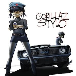 Stylo-Gorillaz