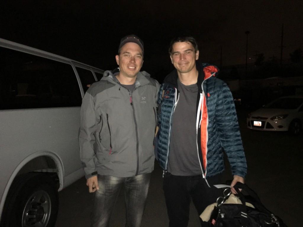 Jody Whitesides & Josh Hartnett