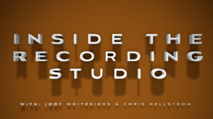 Inside The Recording Studio Cover Art
